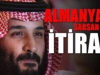 Açıklamaları Almanya'da gündem oldu : Suudi prensin şok itirafları