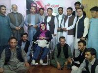 Afganistan'ın İlk Engelli Kadın Milletvekili Adayı: Sabri Ender