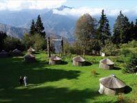 Trabzonlu Girişimci 1200 Rakımda Oba Kültürünü Yaşatıyor