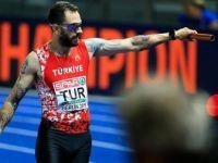 'Yılın Atleti' Ödülünde Milli Sporcu Ramil Guliyev Finalde
