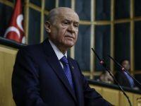 MHP Genel Başkanı Bahçeli İl Başkanlarıyla Bir Araya Gelecek