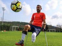 Çakmak: 'Dünyada Ampute Futbolu Türkiye'den Sorulacak'