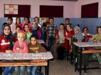 'Genç Dönüşüm' Köy Çocuklarının Yüzünü Güldürdü