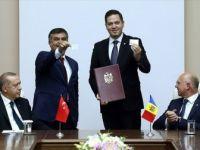 Türkiye-Moldova 5 Anlaşma İmzalandı