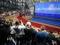Avrupa Birliği Liderler Zirvesi Brexit Oturumuyla Başladı