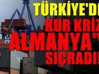 Almanya'da Kur krizi depremi : Türkiye'den etkilendi