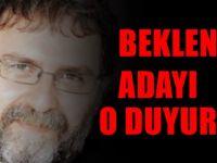 Ahmet Hakan: CHP'nin gösterebileceği aday...