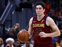 Milli Basketbolcu Cedi Osman 'Double-double' İle Başladı