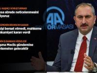 Bakan Gül: 'Bu Süreci Türkiye Çok Dikkatli Bir Şekilde Yönetiyor'