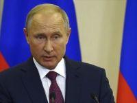 Putin: 'DEAŞ, Suriye'de ABD-Avrupa Vatandaşlarını Esir Aldı'
