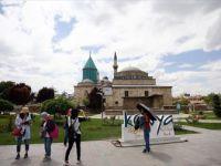 En Çok Ziyaret Edilen 'Konya Mevlana Müzesi' Oldu