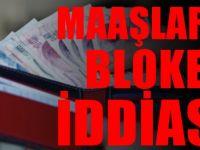 Emekli Maaşlarına bloke iddiası : Açıklama yapıldı