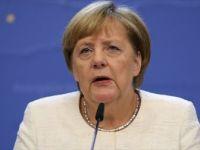 Almanya Başbakanı Angela Merkel'den Brexit Açıklaması