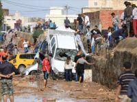 Tunus'taki Sel Felaketinde 5 Kişi Hayatını Kaybetti