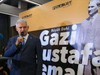 'Büyük Dahi/Gazi Mustafa Kemal' Sergisi Folkart Gallery'de Açıldı
