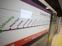 Üsküdar-Ümraniye-Çekmeköy Metrosunun 2. Etabı Çok Yakında Açılıyor