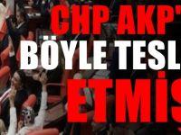 'CHP'den 21 milletvekili daha salonda o anda bulunsaydı... '