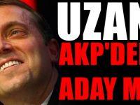 'Cem Uzan AKP'nin adayı olacak' iddiasına açıklama