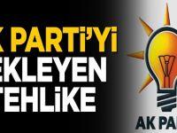 Seçimlerde AKP'yi bekleyen tehlike çok büyük!
