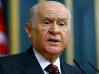 MHP Genel Başkanı Bahçeli: 'Karar ve Yetki TBMM'nindir'