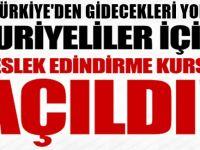 Türkiye'de bir ilk daha : Suriyeliler için müjdeli haber geldi