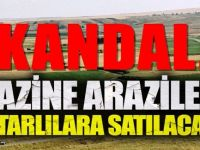 'Hazine arazileri Katarlılara satılacak