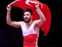 Milli Güreşçi Süleyman Atlı Bronz Madalya Kazandı