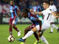 Trabzon-Büyükşehir Belediye Erzurumspor Karşılaşması Golsüz Beraberlik