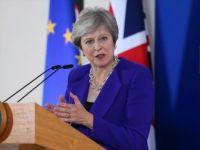 İngiltere Başbakanı May'den Kaşıkçı'nın Öldürülmesine Kınama