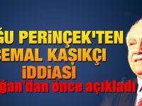 Doğu Perinçek'den flaş adım : Erdoğan'dan önce açıkladı