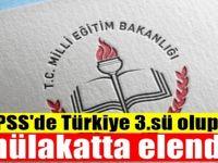 KPSS'de Türkiye 3.sü olup mülakatta elenen öğretmen isyan etti