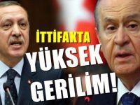 AKP ile MHP arasında yüksek gerilim sürüyor