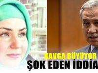 Sekreter iddiası gündem oldu : Bülent Arınç Açıklama yaptı