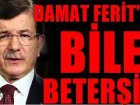 Andımız'ı hedef alan AKP'li Davutoğlu'na sert tepki!
