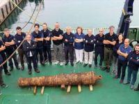 Didim Açıklarında 18. Yüzyıla Ait Rus Savaş Gemisi Kalıntıları Bulundu