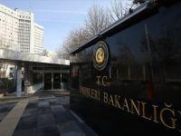 Yunanistan'ın Ankara Büyükelçisi Mavroidis Dışişleri'ne Çağrıldı