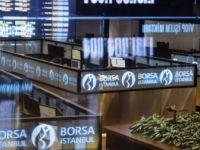 Borsa, Günü 0,83'lük Düşüşle Tamamladı