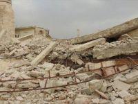ABD Öncülüğündeki Koalisyon Deyrizor'da Yine Cami Vurdu