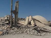 Suriye, Rakka'daki Camiler Kaderine Terk Edildi