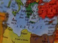 İyon Denizi Açıklarında 6,8 Büyüklüğünde Deprem