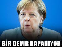 Almanya gündemini sarsan istifa açıklaması! Merkel bırakıyor