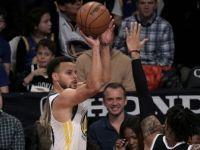 Stephen Curry'den Bir Rekor Daha