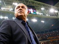 Galatasaray Teknik Direktörü Fatih Terim'in 56. Derbi Heyecanı