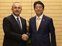 Japonya Başbakanı Abe: Türkiye ile İlişkileri Her Alanda, Her Seviyede İlerletmek İstiyoruz