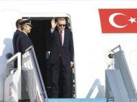 Cumhurbaşkanı Recep Tayyip Erdoğan Fransa'ya Gidiyor
