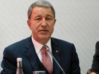 Bakan Akar: 'Türkiye, FIR Hattı Uygulamalarına Devam Edecektir'
