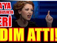 Nagehan Alçı'nın Atatürk'e ettiği hakaret Habertürk'ten kaldırıldı!