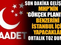 Saadet Partisi'nin İstanbul adayı