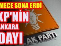 Yeni Şafak AKP'nin Ankara adayını duyurdu