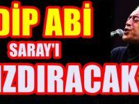 Edip Akbayram'dan Cumhurbaşkanlığı resti : Gitmem